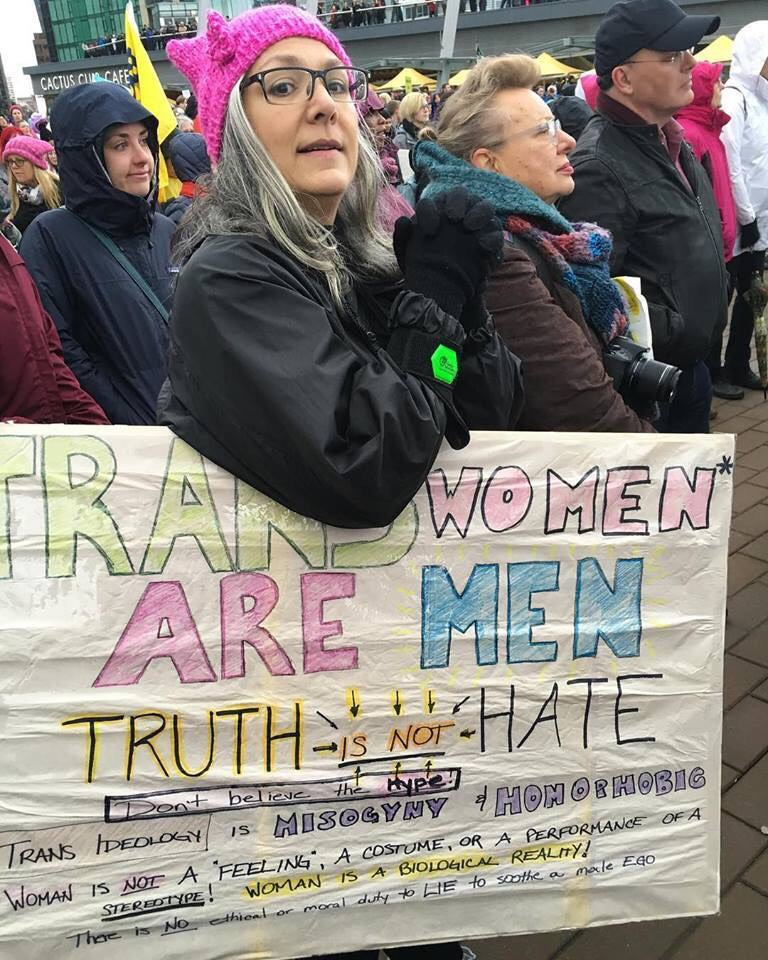 Vancouver womens march